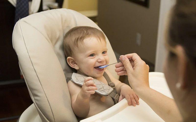 Bebê cadeira